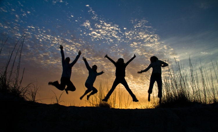 photo credit: Jumping Silhouettes via photopin (license)