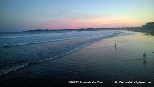 Salty Brine Beach, Rhode Island