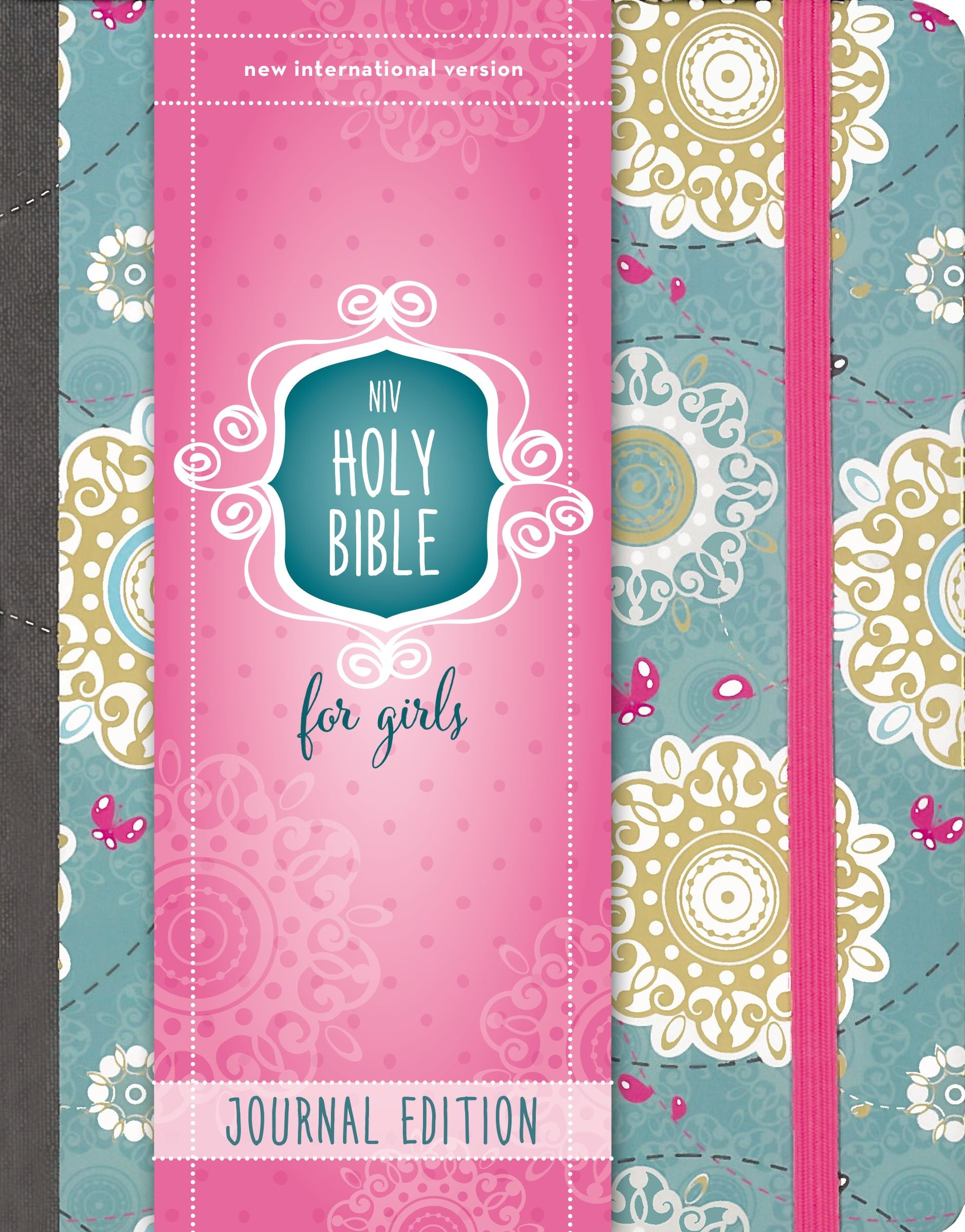 Review of NIV Holy Bible for Girls, Journal Edition ...